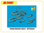 Towing Shackles (4pcs.) - All Purpose