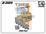 T36E6 Track - M5 Light Tank (late), M8 Howitzer Motor Carriage