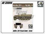 SdKfz. 251 Track Links (Early)