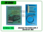 Sherman Tow Cables