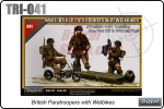 British Paratroopers with Welbikes