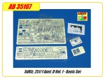 SdKfz. 251/1 Ausf. D Vol. 1 - Basic Set
