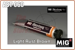 Light Rust Brown