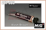 Wash Brown