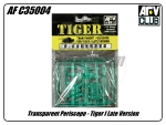 Transparent Periscope - Tiger I Late Version