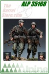 Waffen SS Infantry Set (2 Figures)