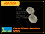 Humber Wheels - Directional Pattern