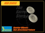 Humber Wheels - Non-directional Pattern