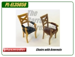 Chairs with Armrests