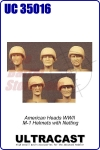 American Heads WWII
